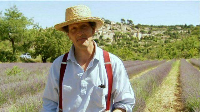 Monty Don in France