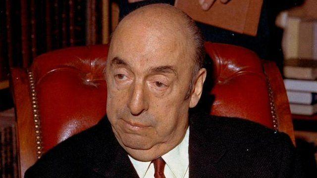 Pablo Neruda in 1971