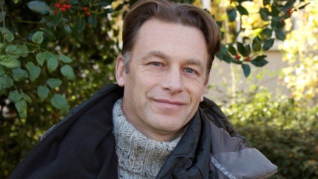 Wildlife presenter Chris Packham