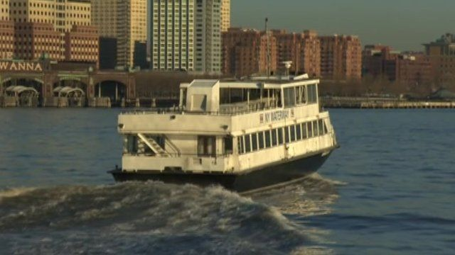 A New York Ferry