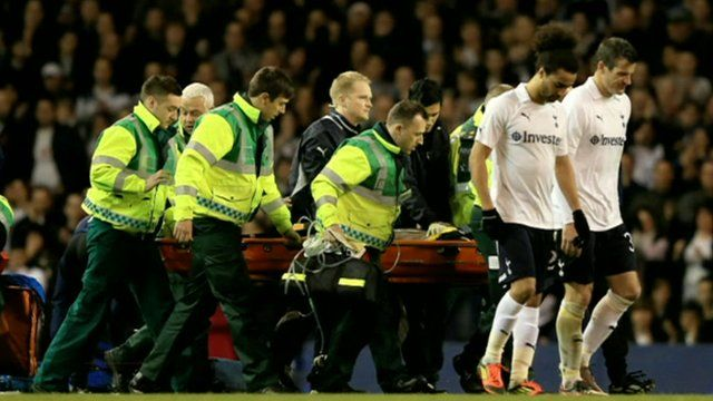 Bolton's Fabrice Muamba suffered a cardiac arrest on the pitch last year