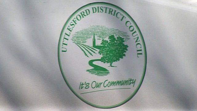 Uttlesford District Council logo