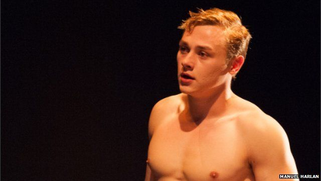 Ben Hardy photo by Manuel Harlan