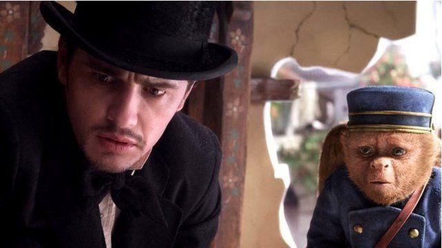 James Franco and Zach Braff in the film