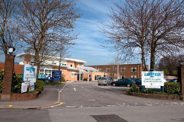 Velindre Cancer Centre (Pic: Mick Lobb)