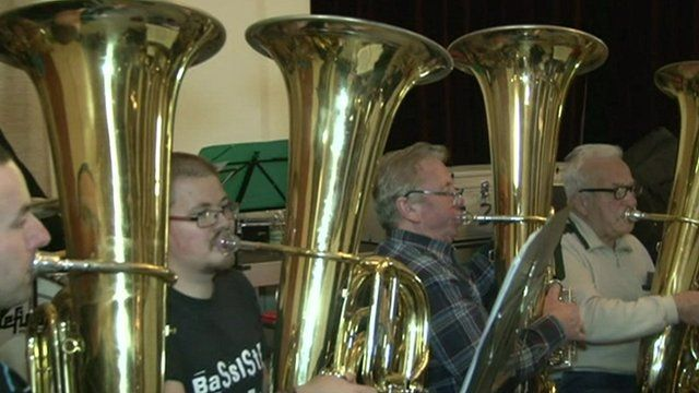 Brass band
