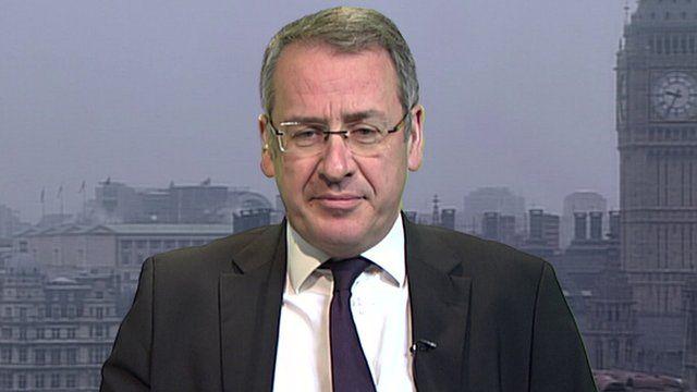 Employment Minister Mark Hoban