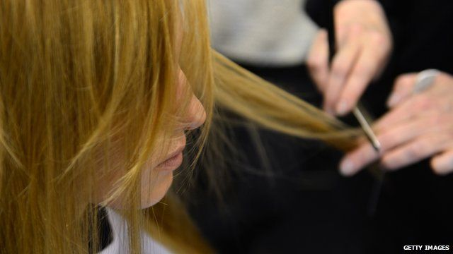 The students can earn a Level 2 and Level 1 certificate in Hairdressing