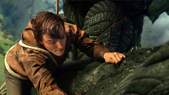 "Nicholas Hoult in a scene from ""Jack the Giant Slayer"""