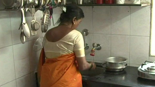 India domestic worker