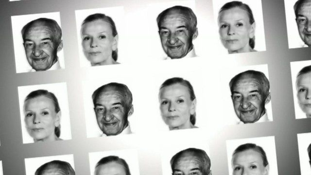 Pictures of elderly people