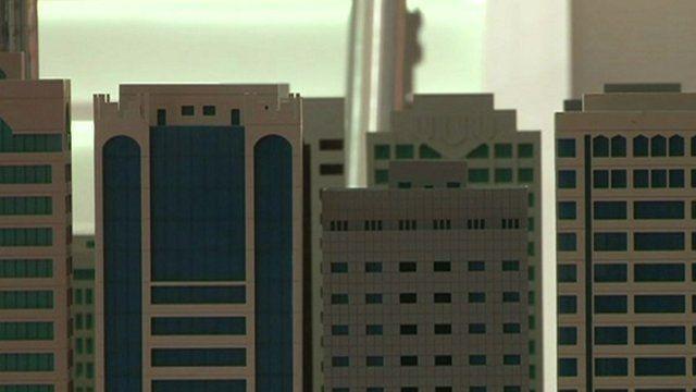 Models of buildings