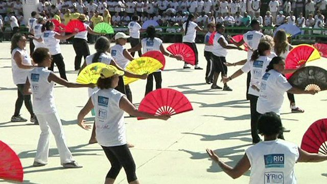 World Tai Chi was celebrated across Latin America