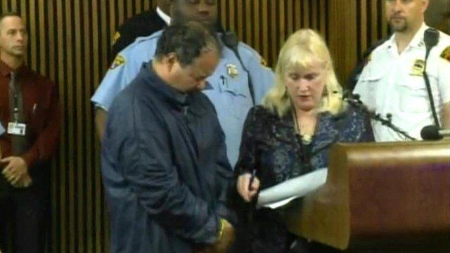 Ariel Castro in court