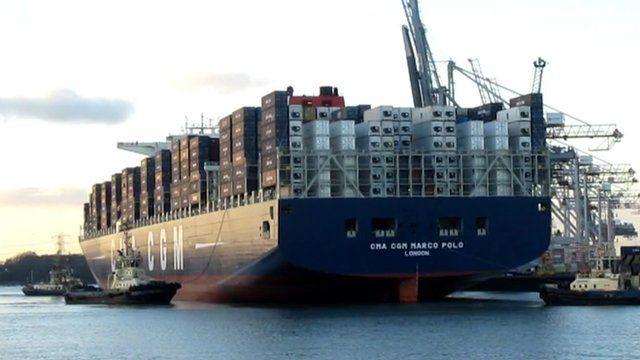 Mega ship
