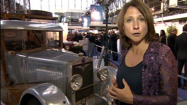 Jo Coburn in Brussels