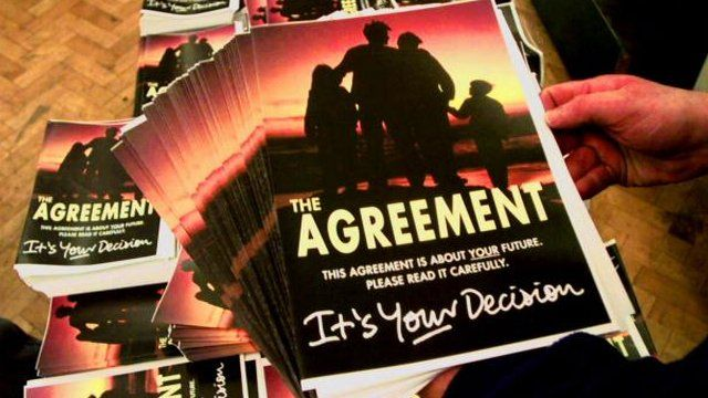 Fifteen Years since the Good Friday Agreement