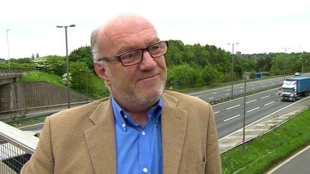 Tim Shallcross, Institute of Advanced Motorists