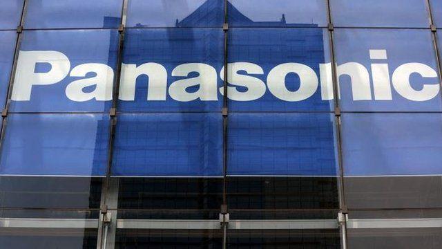 Panasonic sign
