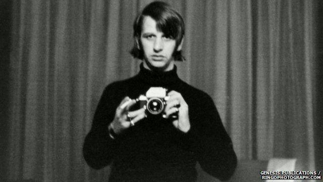 Self-portrait by Ringo Starr