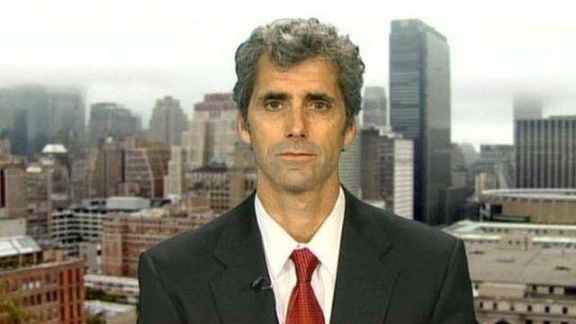 Michael Vatis on World News America