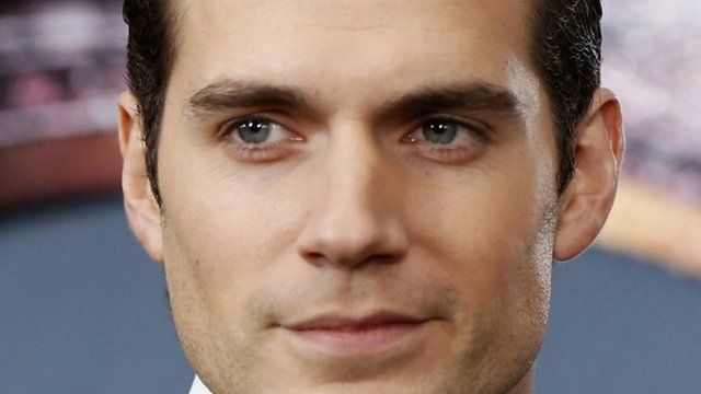 Will British actor Henry Cavill fly as new Superman? - BBC ...