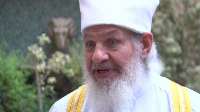 Sheikh Yussef al-Badri