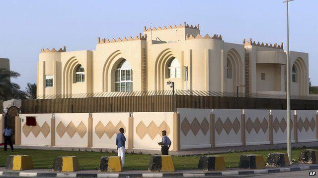 Taliban office in Doha