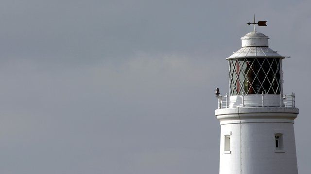 The top of the lighthouse in Southwold, Suffolk