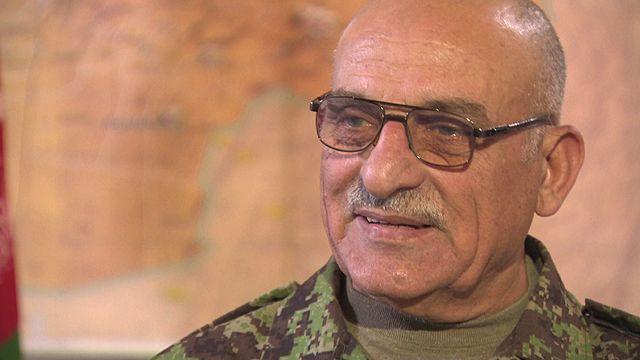 General Sher Mohammad Karimi
