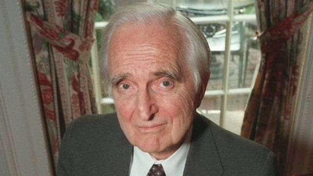 Doug Engelbart in New York in 1997