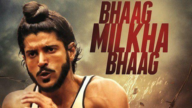 Bhaag Milkha Bhaag movie poster