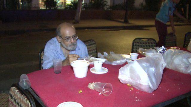 Ramadan meal