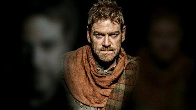 Kenneth Branagh as Macbeth