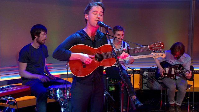 Villagers on the Andrew Marr Show
