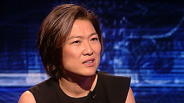 Soho China CEO Zhang Xin