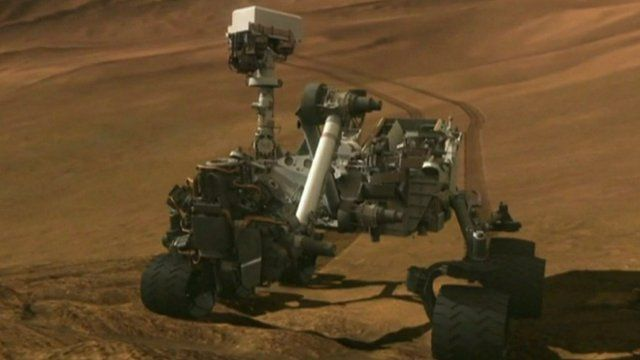 red mars rover - photo #27