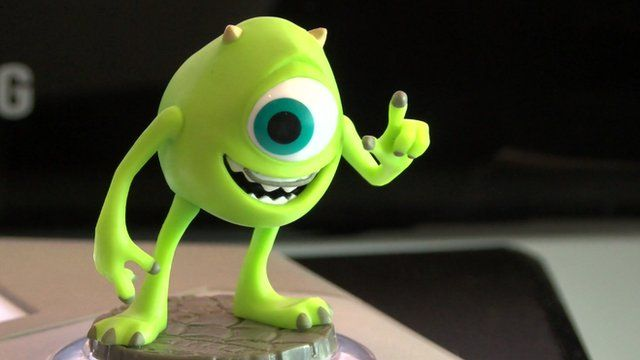 Monsters Inc character