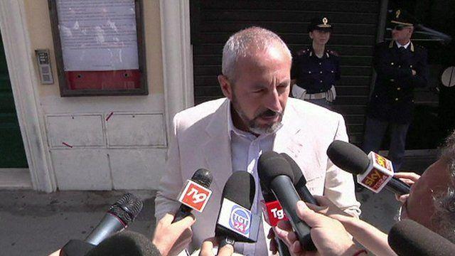 Massimiliano Gabrielli, lawyer