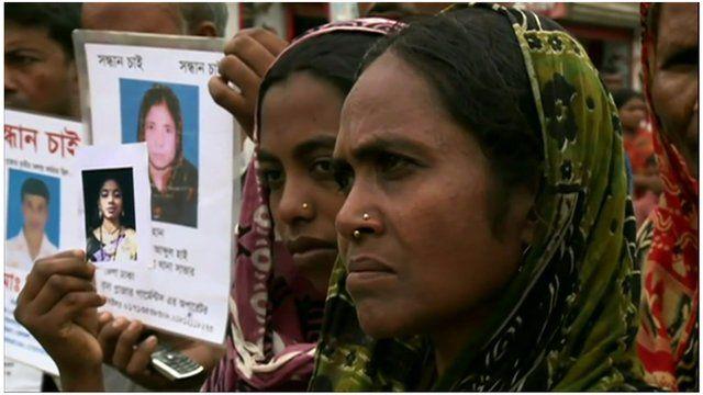 Bangladesh workers