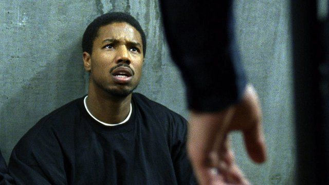 Michael B. Jordan plays Oscar Grant in Fruitvale Station