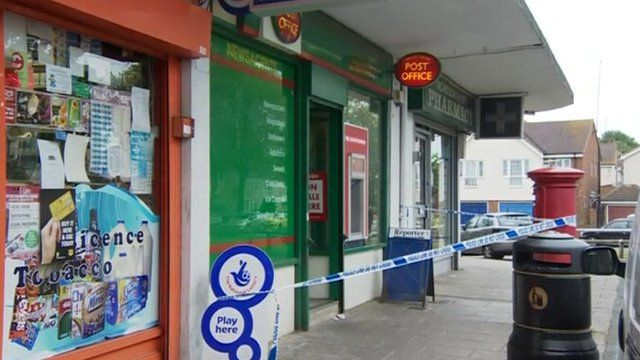Gravesend post office