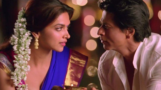 Scene from Chennai Express