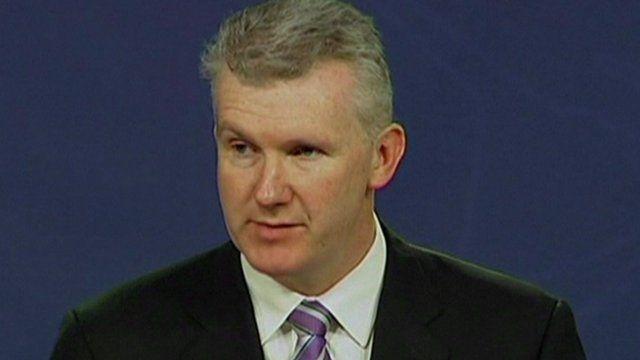 Tony Burke