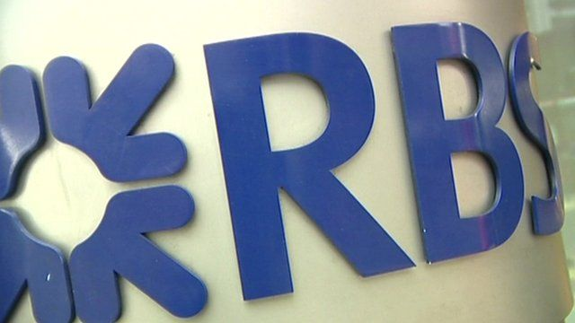 RBS have announced pre-tax profits of £1.4bn