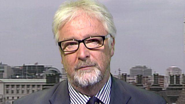 UKIP chairman Steve Crowther