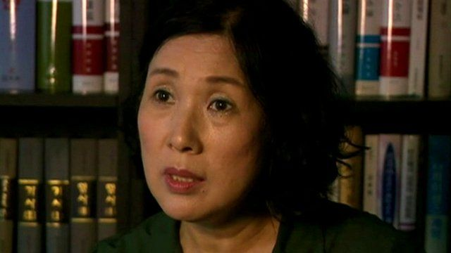 Lawyer for North Korean plaintiffs, Bae Keum-ja