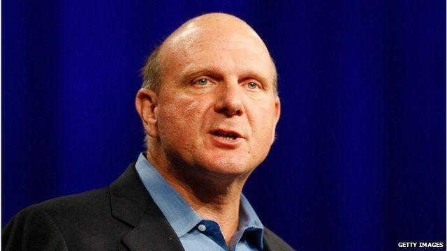 Steve Ballmer, Chief Executive Officer of Microsoft Corporation (2009)