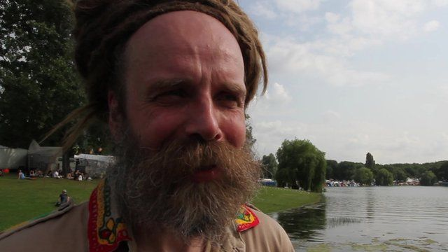German reggae artist