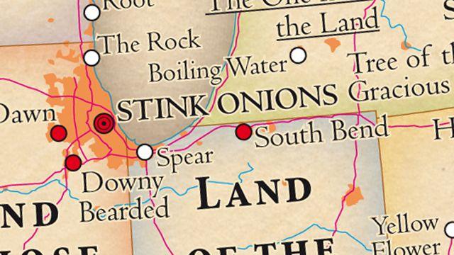 Atlas of True Names